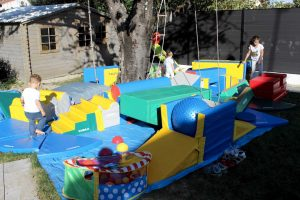 Baby Gym les Canailles Toulouse